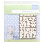 American Crafts - Pagemaker Kit - Baby Boy