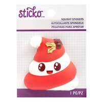 EK Success - Sticko - Christmas - Squishy Stickers - Frosting