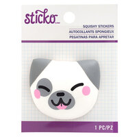 EK Success - Sticko - Squishy Stickers - Dog
