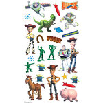 EK Success - Toy Story 4 Collection - Clear Stickers