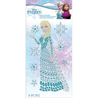 EK Success - Disney Collection - Stickers - Bling - Elsa