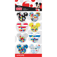 EK Success - Disney Collection - Stickers - Dimensional - Mickey Ears Shaker