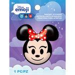EK Success - Disney Collection - Squishy Stickers - Emoji - Minnie