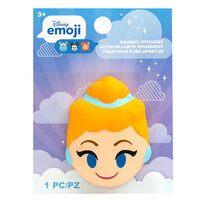 EK Success - Disney Collection - Squishy Stickers - Emoji - Cinderella