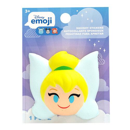 EK Success - Disney Collection - Squishy Stickers - Emoji - Tinkerbell