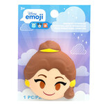 EK Success - Disney Collection - Squishy Stickers - Emoji - Belle