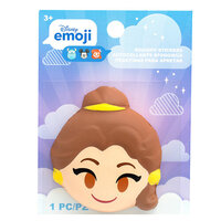 EK Success - Disney Collection - Squishy Stickers - Emoji - Belle