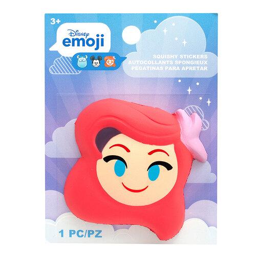 EK Success - Disney Collection - Squishy Stickers - Emoji - Ariel
