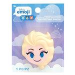 EK Success - Disney Collection - Squishy Stickers - Emoji - Elsa