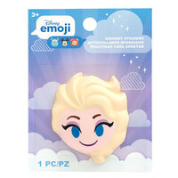 EK Success - Disney Collection - Squishy Stickers - Emoji - Elsa