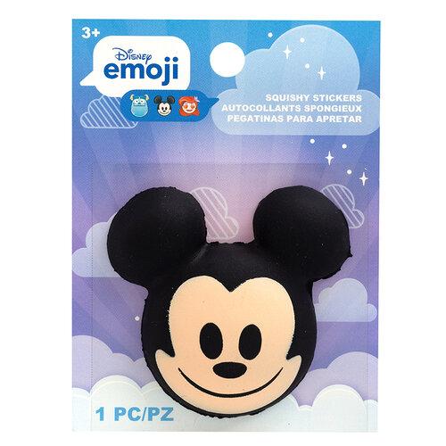 EK Success - Disney Collection - Squishy Stickers - Emoji - Mickey