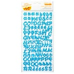 American Crafts - Amy Tangerine Collection - Yes, Please - Thickers - Two-Tone Foam Stickers - Sincere - Cascade