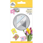 EK Success - EK Tools - Large Punch - Double Heart Tag