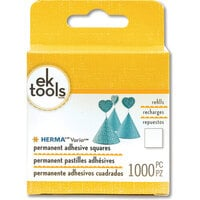 EK Success - Herma Dotto - Permanent Adhesive Squares - Refill