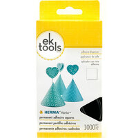 EK Success - Herma Dotto - Permanent Adhesive Squares - Dispenser