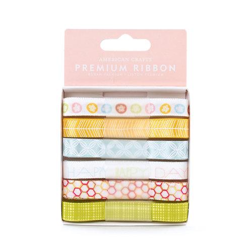 American Crafts - Hello Sunshine Collection - Ribbon - Dusk