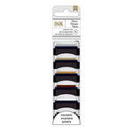 American Crafts - Mini Pigment Ink Pad Set - 6 Pack - Classics