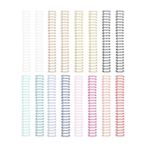 We R Memory Keepers - Cinch - Binding Wires - 0.625 Inches - Value Pack