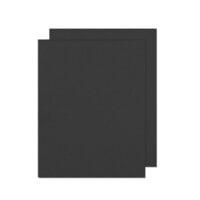We R Memory Keepers - Cinch - Designer Book Board - 8.5 x 11 - Black