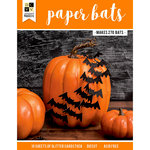Die Cuts with a View - Halloween - Paper Projects - Paper Bats