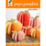 Die Cuts with a View - Halloween - Paper Projects - Paper Pumpkins