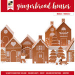 Die Cuts with a View - Christmas - Paper Projects - Gingerbread Houses