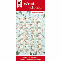 Die Cuts with a View - Christmas - Paper Projects - Advent Calendar