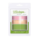 American Crafts - City Park Collection - Decorative Mixtape - Stream, CLEARANCE