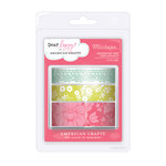 American Crafts - Dear Lizzy Enchanted Collection - Decorative Mixtape - Wish, CLEARANCE