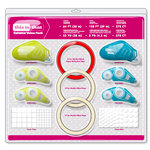 American Crafts - This to That - Extreme Adhesive Value Pack - Runners Refills Tape Foam Dots and Tabs