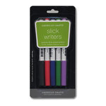 American Crafts - Slick Writers - Fine Point - 5 Pack, CLEARANCE