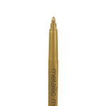 American Crafts - Metallic Marker - Broad Point - Gold