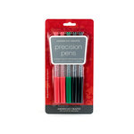 American Crafts - Precision Pen Set - Christmas - 5 Pack