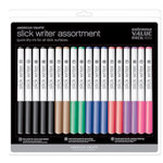 American Crafts - Slick Writers Value Pack - 18 Piece