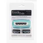 American Crafts - Knock Outs - Border Punches - Open Scallop