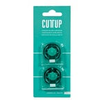 American Crafts - Cutup - Trimmer Accessories - Cartridge - Straight Blade - 2 Pack