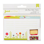 American Crafts - Fresh Squeezed Collection - Just Write - Recipe Cards - Store Room