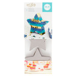 We R Memory Keepers - DIY Party Collection - Mini Pinata - Star - 3 Pack