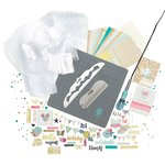 We R Memory Keepers - Fuse Tool Kit - Aqua