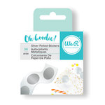 We R Memory Keepers - Oh Goodie Collection - Foiled Stickers - Circle