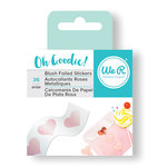 We R Memory Keepers - Oh Goodie Collection - Foiled Stickers - Hearts