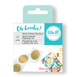 We R Memory Keepers - Oh Goodie Collection - Foiled Stickers - Starburst
