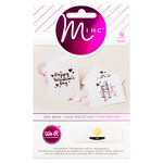 Heidi Swapp - We R Memory Keepers - MINC Collection - Crush - Mini Treat Bag