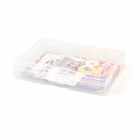 We R Memory Keepers - Craft Storage Bins - Photo - Mini Case - 4 x 6