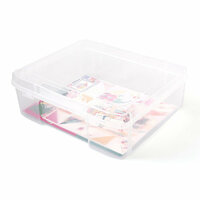 We R Memory Keepers - Craft Storage Bins - Photo - Large Case