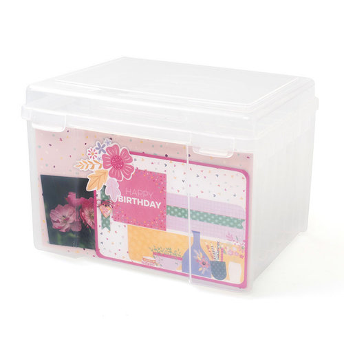We R Memory Keepers - Craft Storage Bins - File Organizer