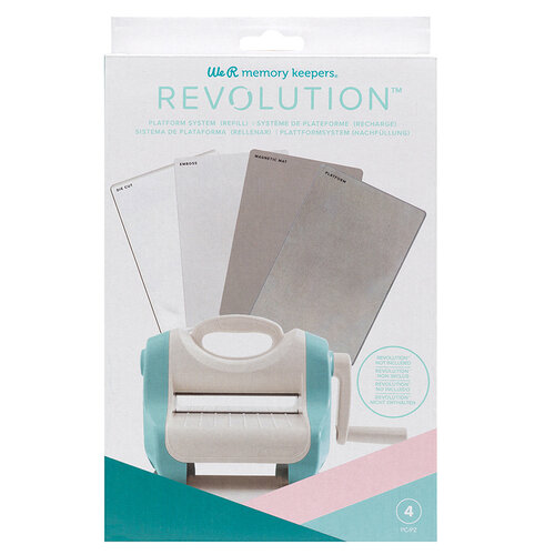 We R Memory Keepers - Revolution - Platform Replacement Parts