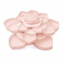 We R Memory Keepers - Bloom Embellishment Storage - Pink