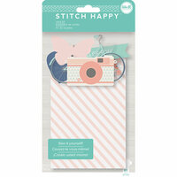 We R Memory Keepers - Stitch Happy Collection - Kit - Card