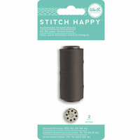 We R Memory Keepers - Stitch Happy Collection - Thread - Black